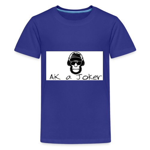 Ak´a Joker mode - Teenager Premium T-Shirt