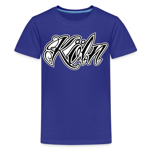 Koeln Direkt - Teenager Premium T-Shirt