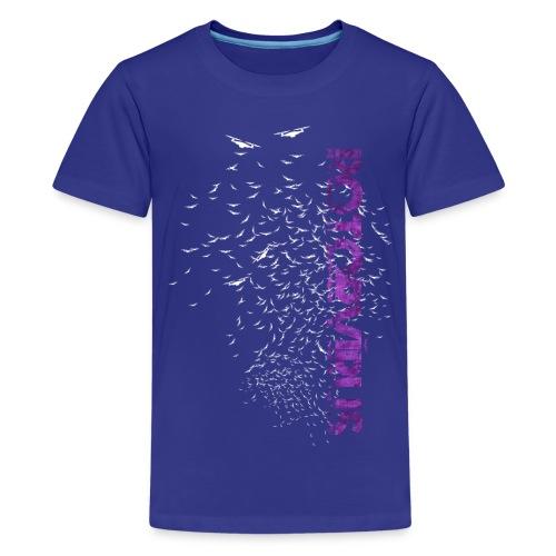 RotorVirus - Teenage Premium T-Shirt