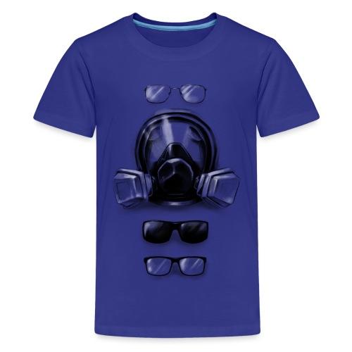 All I See Is Blue - Teenage Premium T-Shirt