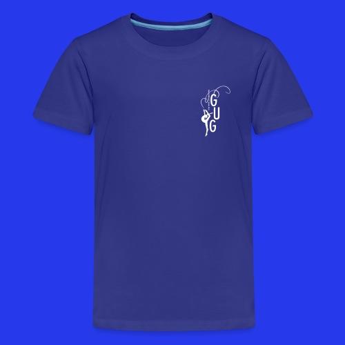 GUG logo - Teenager Premium T-Shirt
