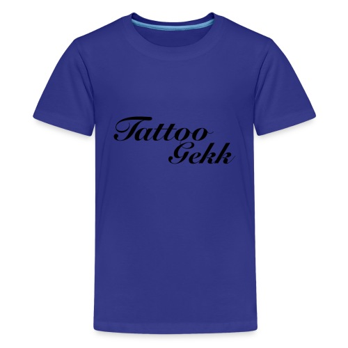 Tattoo gekk - Teenage Premium T-Shirt