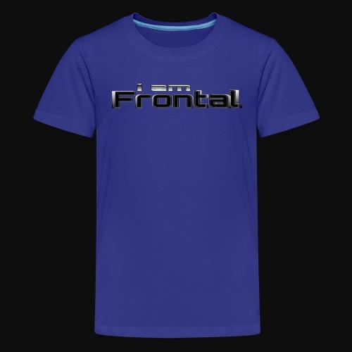 ι αм ƒяσηтαℓ 3 - Teenager Premium T-Shirt