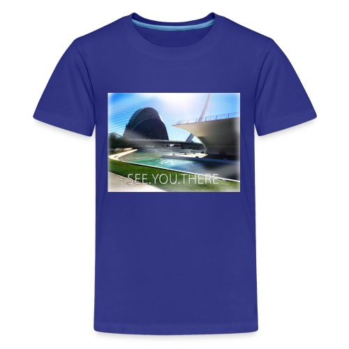 see.you.there - Teenager Premium T-Shirt