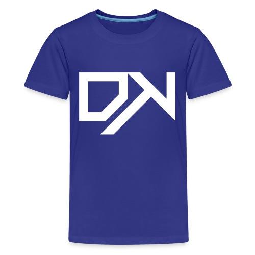 DewKee Logo Mug White - Teenage Premium T-Shirt