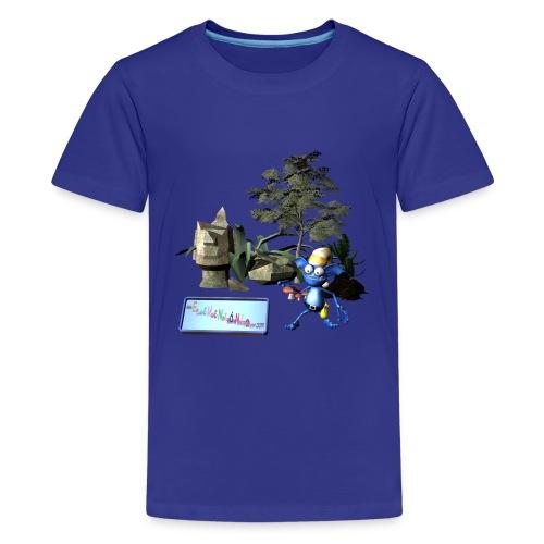 unwichtiger Wichtel - Teenager Premium T-Shirt