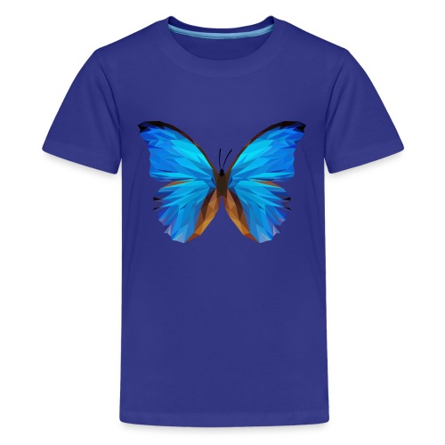 PAPILLON - MINIMALISTE - T-shirt Premium Ado