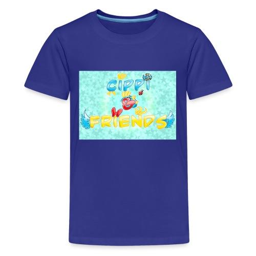 Tazza Cippi & Friends - Maglietta Premium per ragazzi
