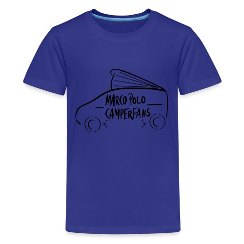 Marco Polo Camper Fans - Teenager Premium T-Shirt