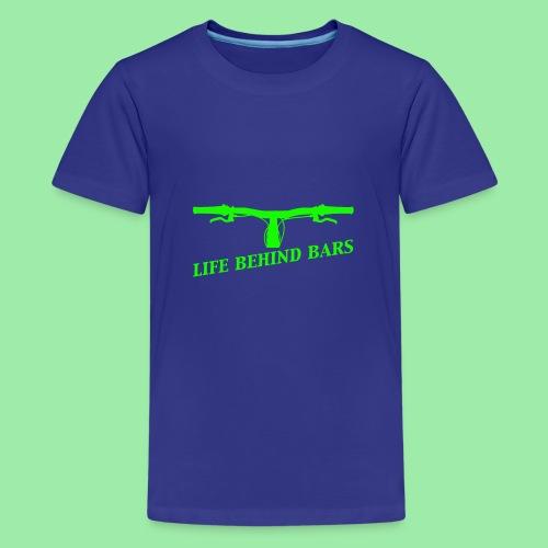 life behind bars2 - Teenager Premium T-shirt