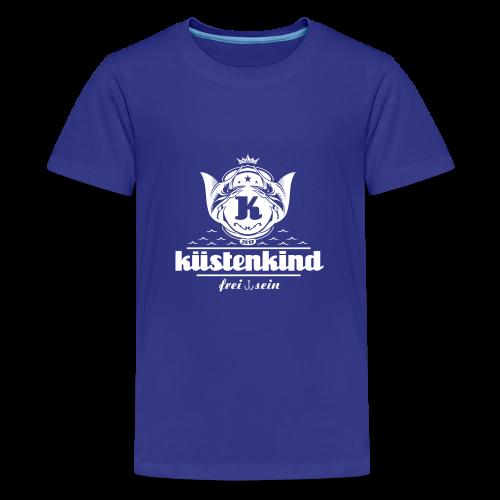küstenkind - Teenager Premium T-Shirt