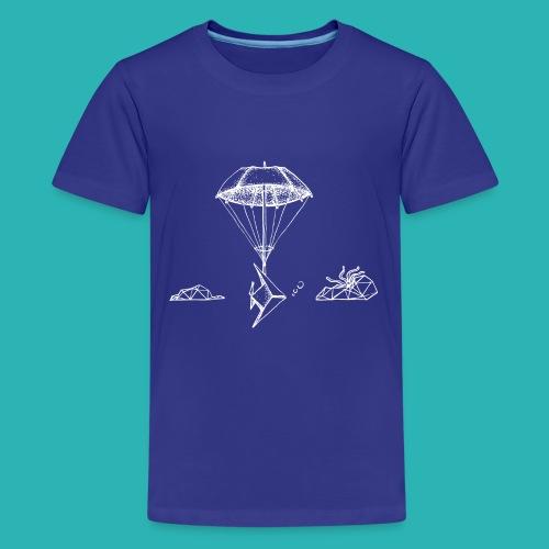 Galleggiar_o_affondare-png - Maglietta Premium per ragazzi