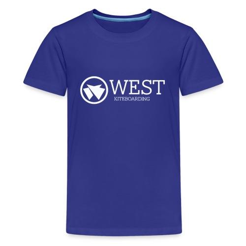 West Kiteboarding - Teenager Premium T-Shirt