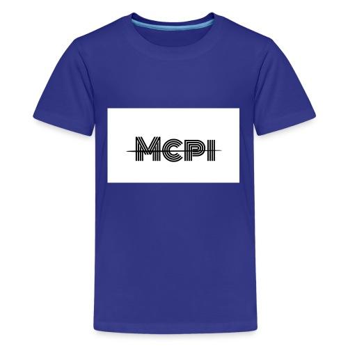 Mcpi Hoodie and Shirt - Teenager Premium T-Shirt