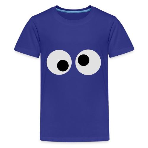 Koekiemonster - Teenager Premium T-shirt