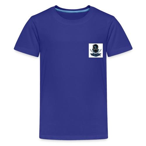 TEAM LOGO jpg - Teenage Premium T-Shirt