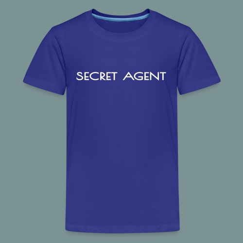 Secret agent - Teenager Premium T-shirt