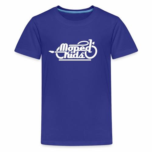 Moped Kids / Mopedkids (V1) - Teenage Premium T-Shirt