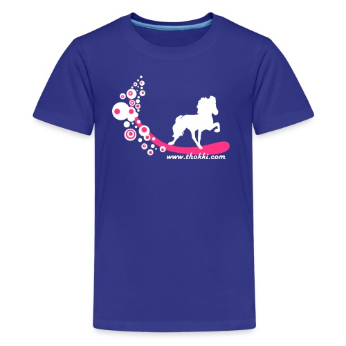 bubbletoelter - Teenager Premium T-Shirt