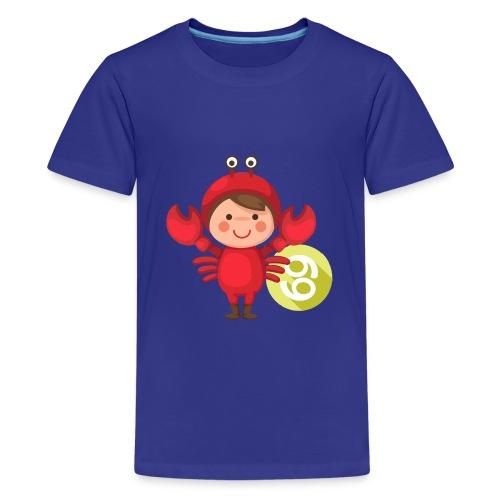 Cancer Kids - Camiseta premium adolescente