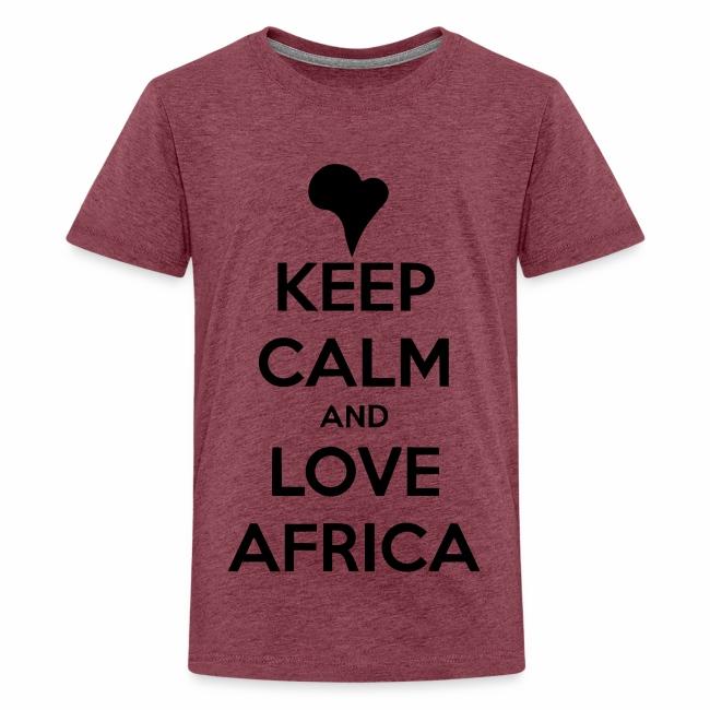 keep calm noir