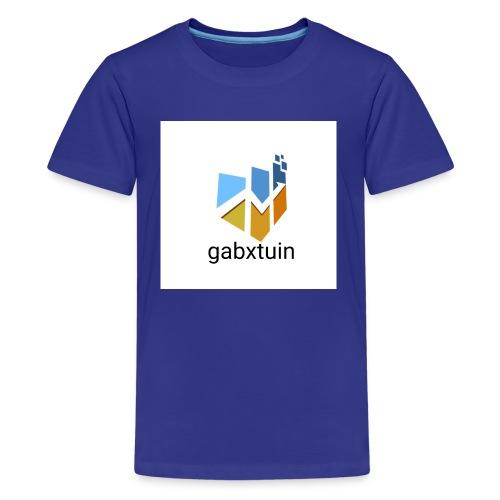 gabxtuin - Teenager Premium T-shirt