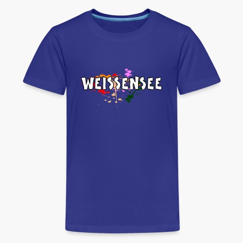 Weissensee - Teenager Premium T-Shirt