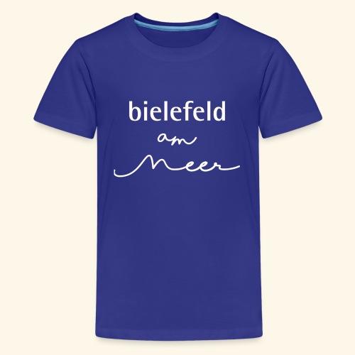 bielefeld am meer - Teenager Premium T-Shirt