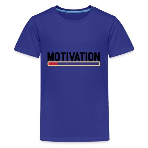 Keine Motivation - Teenager Premium T-Shirt