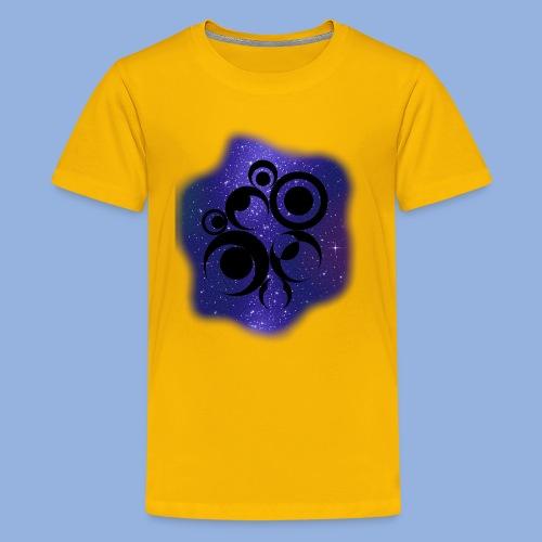 Should I stay or should I go Space 2 - T-shirt Premium Ado