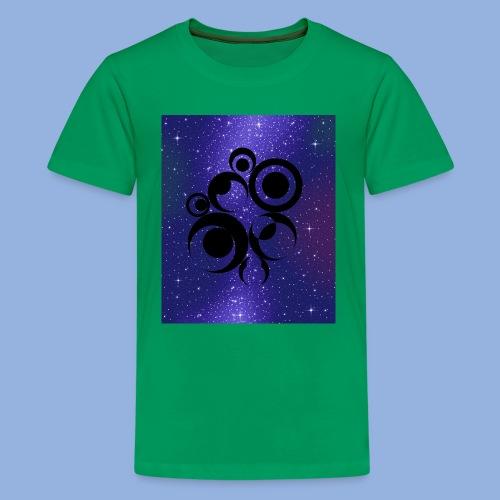 Should I stay or should I go Space 1 - T-shirt Premium Ado