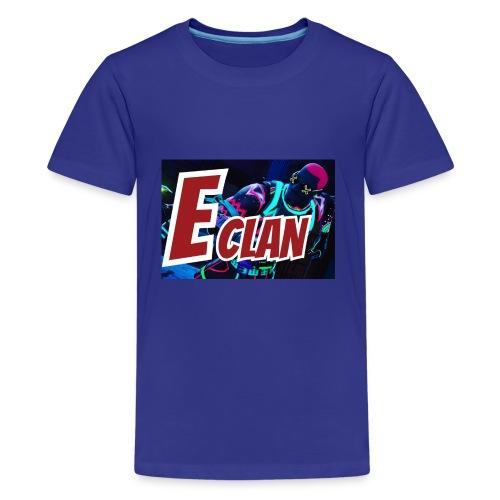 Elite x Clan Turnbeutel - Teenager Premium T-Shirt