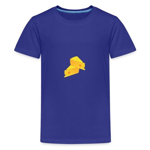 Official CheeseMates Big - Teenager Premium T-shirt