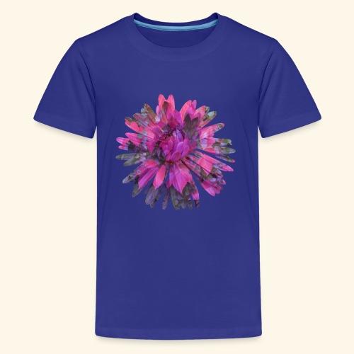 Herbstblume - Teenager Premium T-Shirt