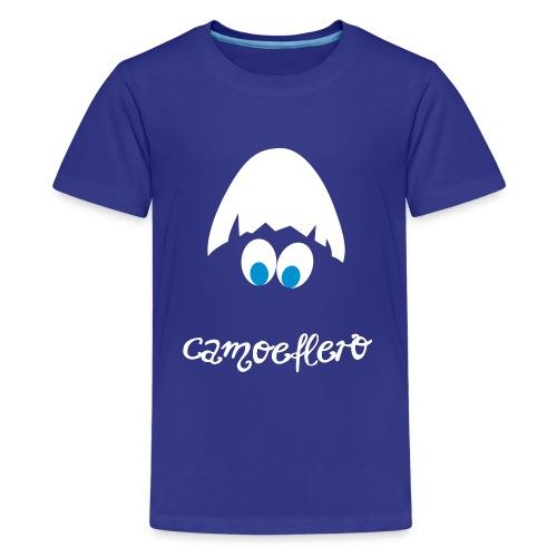 Camoeflero - Teenager Premium T-shirt