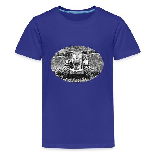 Ackerschlepper - Teenager Premium T-Shirt