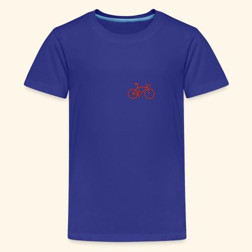 Rennrad, Race-Bike, Velo - Teenager Premium T-Shirt