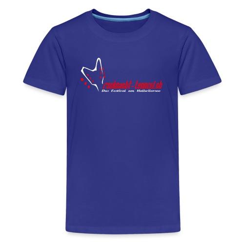 Kombi Alt&Neu - Teenager Premium T-Shirt