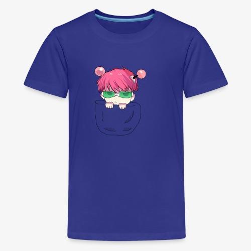 pocket chibi - T-shirt Premium Ado