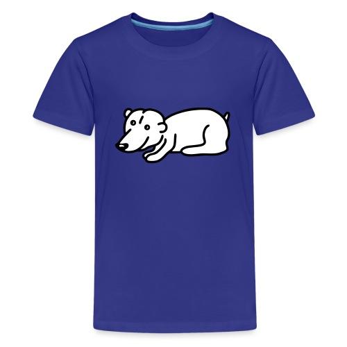 Baby Eisbär - V2 - Teenager Premium T-Shirt