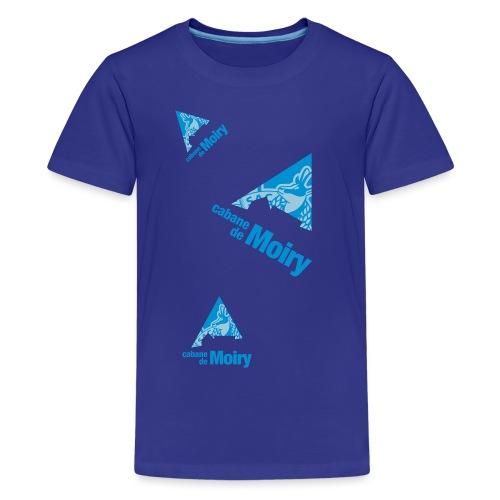 cabanemoirylogocas - T-shirt Premium Ado