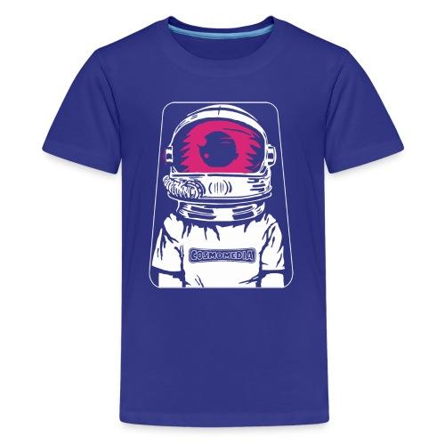 CosmoMedia 2 - Camiseta premium adolescente
