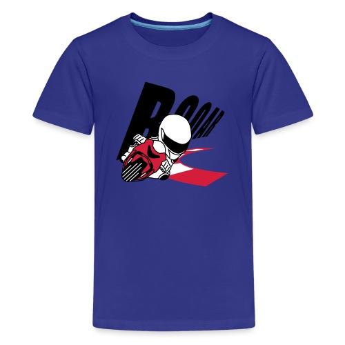 MOTO GP ROAR - Teenager Premium T-Shirt