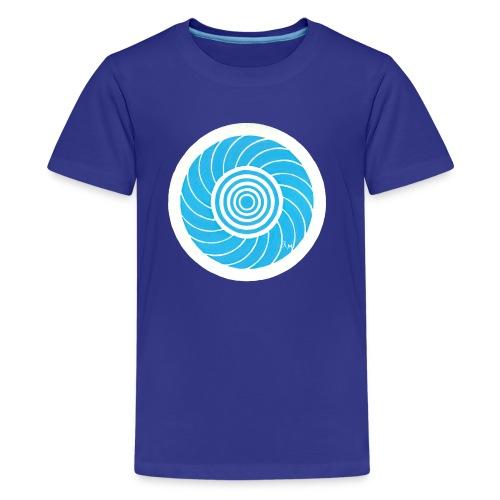 Crop circle ou cercle de culture du 29 Avril 2009 - T-shirt Premium Ado