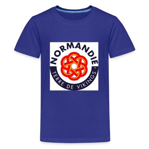 logo nie tv 08 - T-shirt Premium Ado