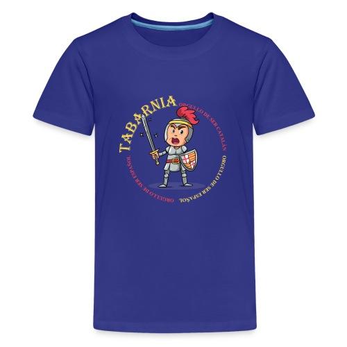Pequeño Gerrero - Camiseta premium adolescente