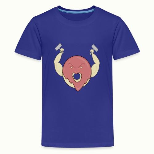 Wild Donut - Camiseta premium adolescente