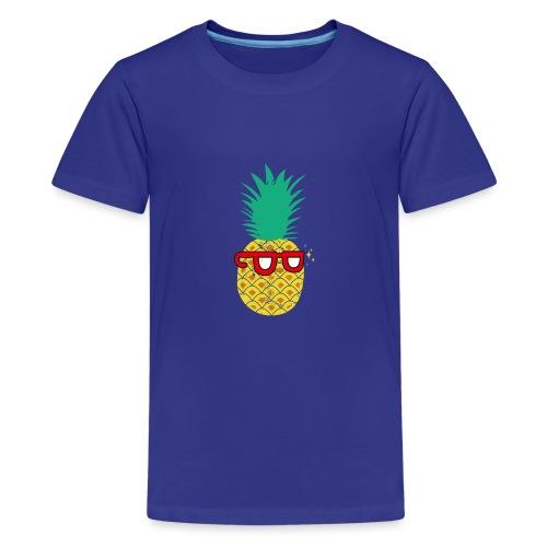 Ananas - Teenager Premium T-Shirt