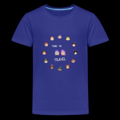 VOYAGE - T-shirt Premium Ado