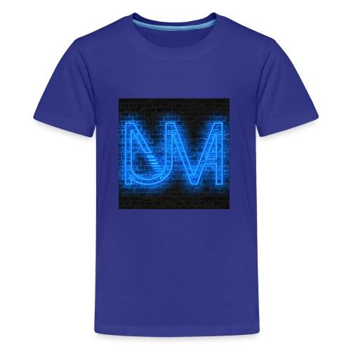 NUMA Neon - Teenager Premium T-Shirt